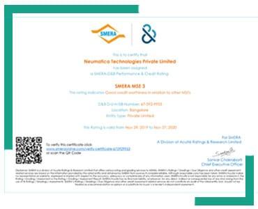Neumatica Technologies SMERA